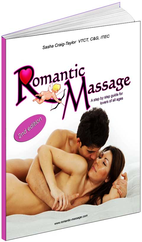 Romantic massage for couples